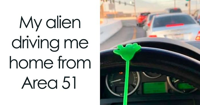 1.2M People Are Saying They're Gonna Storm Area 51 And Here Are 150 Funny Memes About It