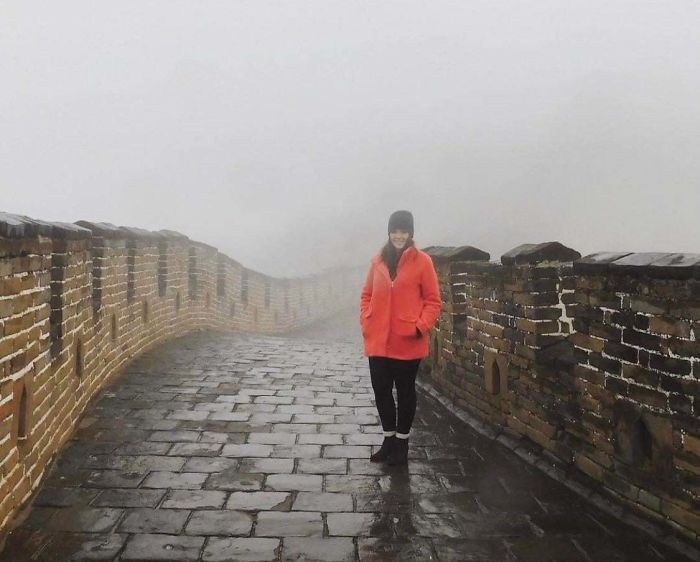 The Time I Flew 13 Hours To See The Great Wall