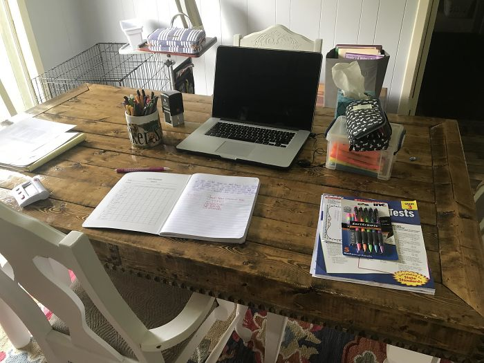 Had My Tutoring Area All Set Up, And The Kid Didn't Show. The Parents Didn't Even Call. I Got Up At 7:00 In The Summer For This