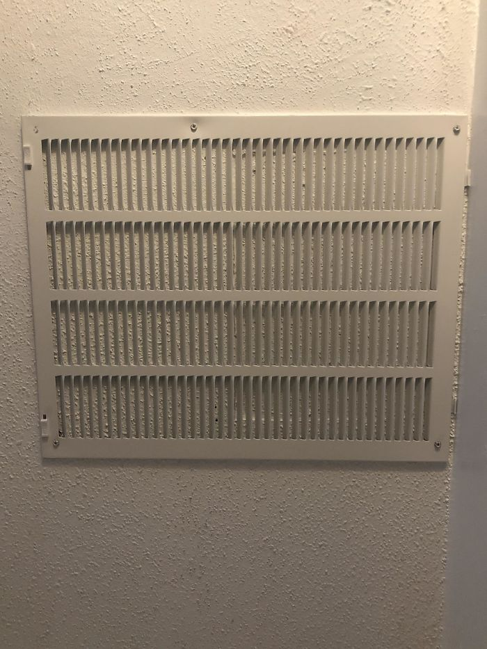 """Sitting Under This """"Vent"""" All Summer Wondering Why I Wasn't Getting Any Cooler"""