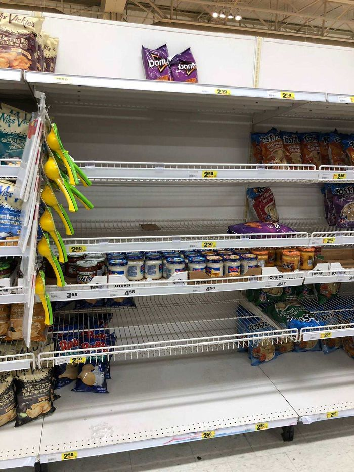Meanwhile In Canada, Aftermath Of Legalization At A Grocery Store