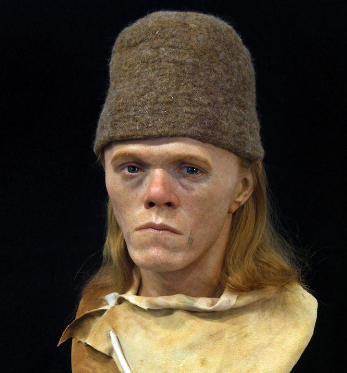 Un hombre que vivió hace unos 3.700 años en la Edad del Bronce