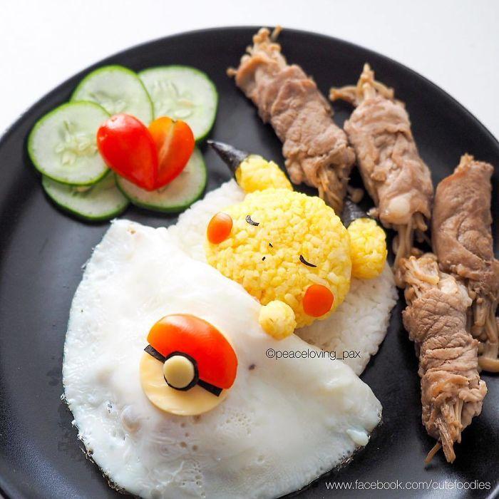 Adorable-Rice-Ball-Heros-Foodart-Peaceloving-Pax