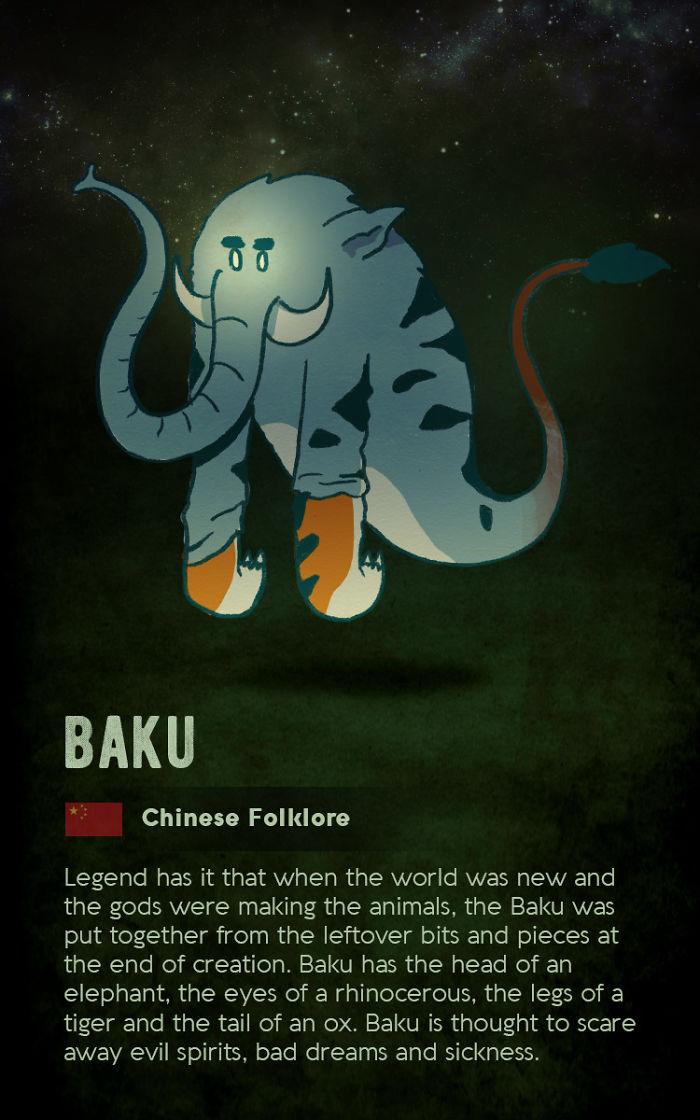 Baku - Chinese Folklore