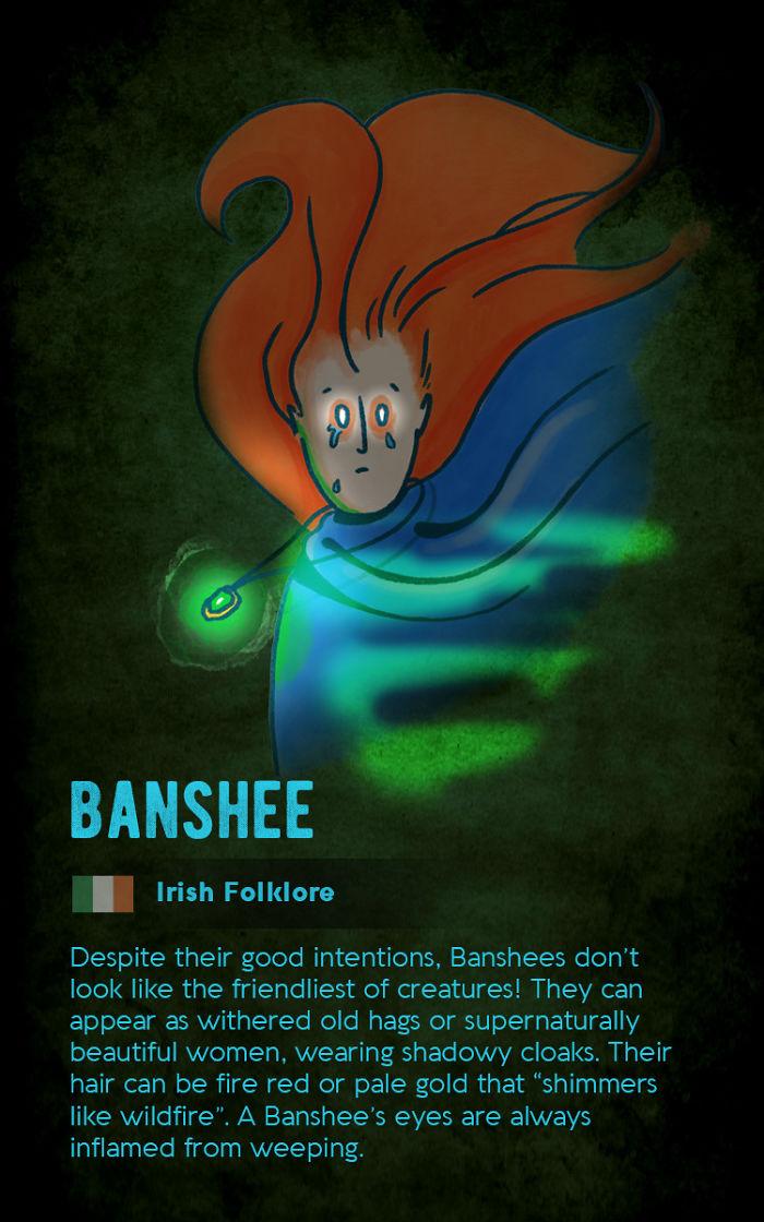 Banshee - Irish Folklore