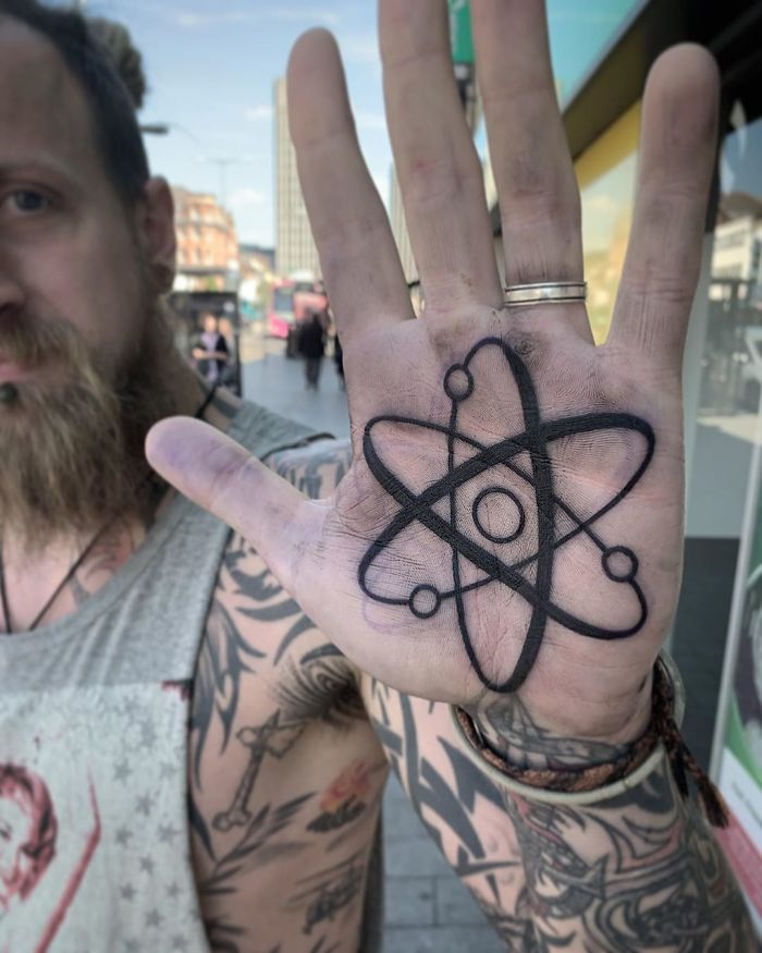 Atom - The Smallest Particle Of A Chemical Element That Can Exist