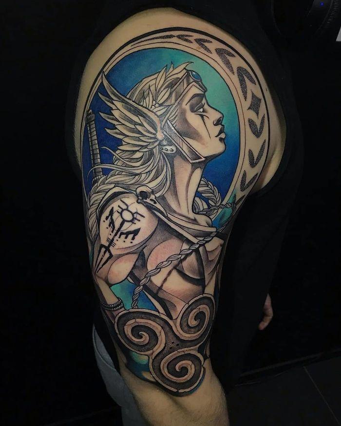 Nordic Woman