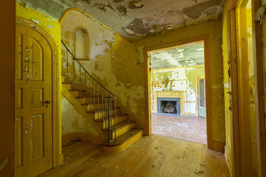 View Of Main Floor