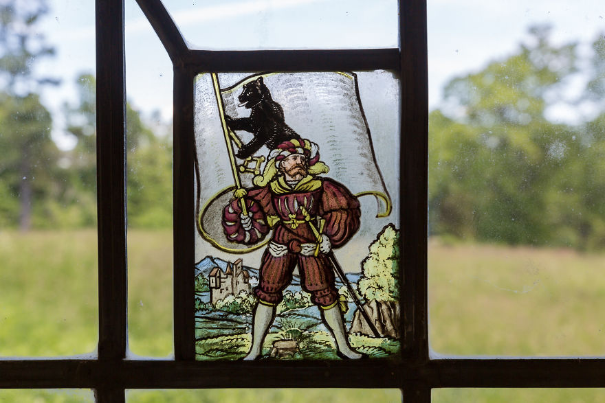 Stained Glass Window Embellishments