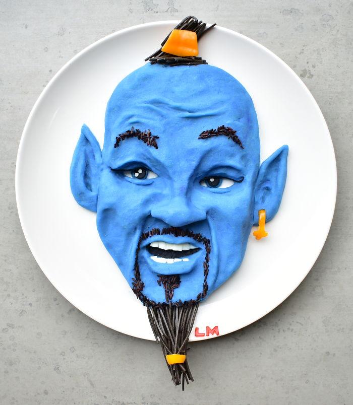 """Genie (Will Smith) From """"Aladdin"""""""