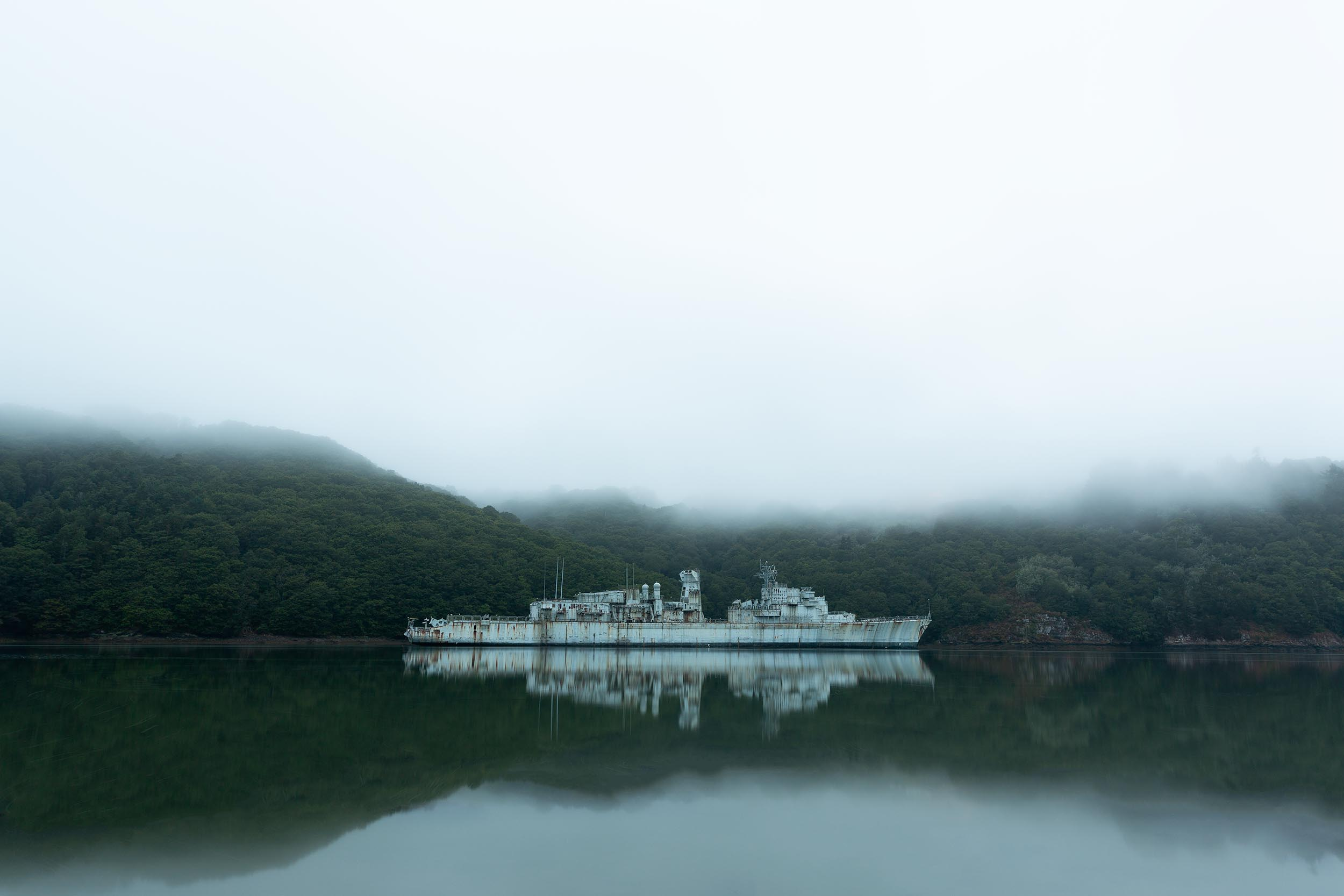 The Ghost Ships Bay