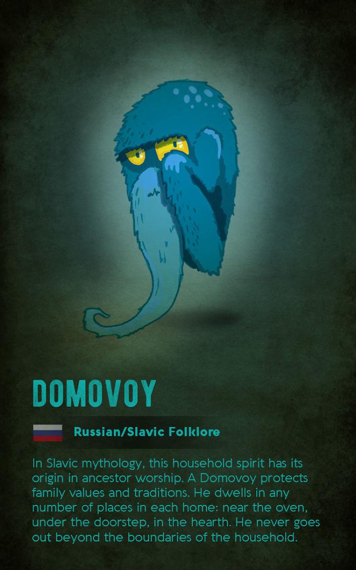 Domovoy - Slavic Folklore