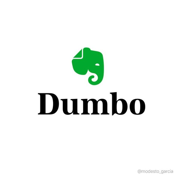 Dumbo (Evernote)