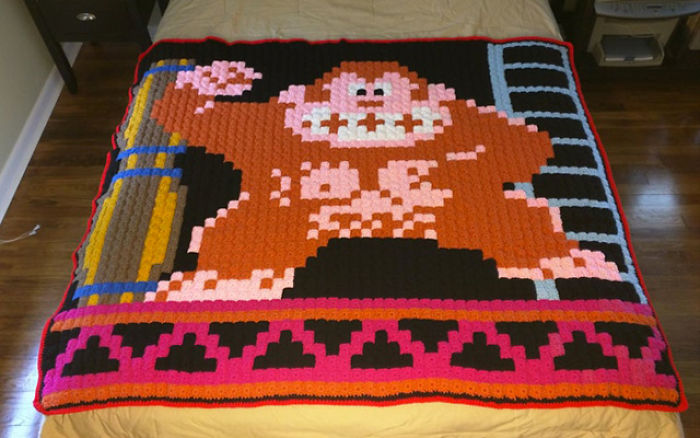 Ravelry: Diddy Kong (Mario, Nintendo, Donkey Kong, Monkey) pattern ... | 438x700