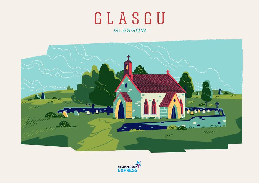 Glasgu (Glasgow)