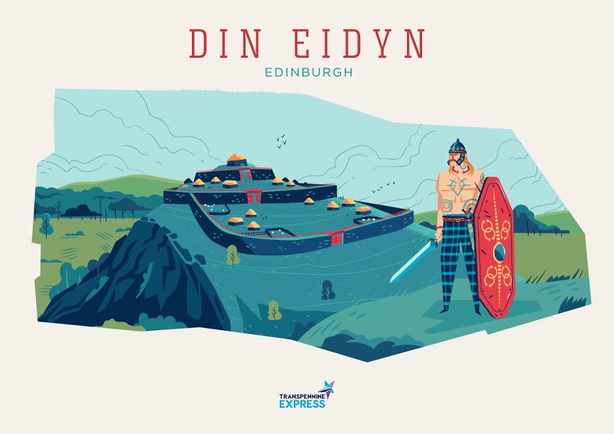 Din Eidyn (Edinburgh)