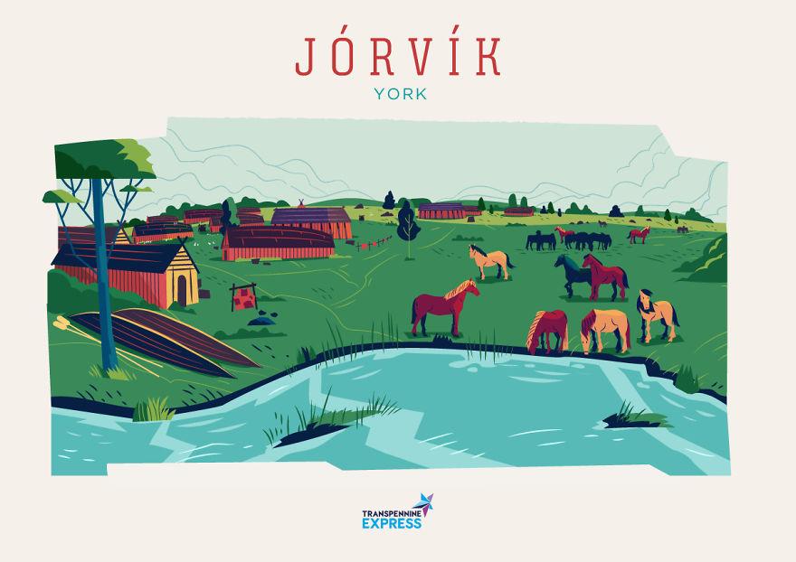 Jorvik (York)