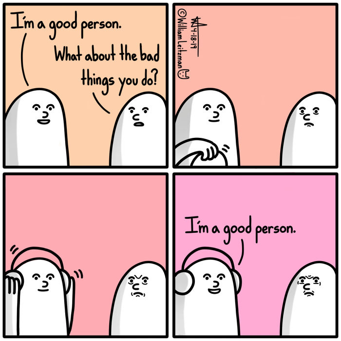I'm A Good Person