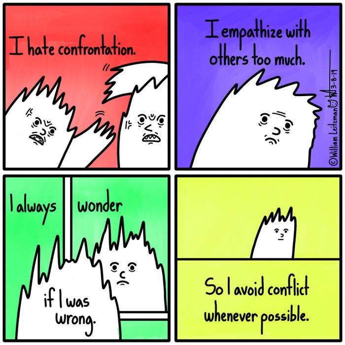 I Hate Confrontation