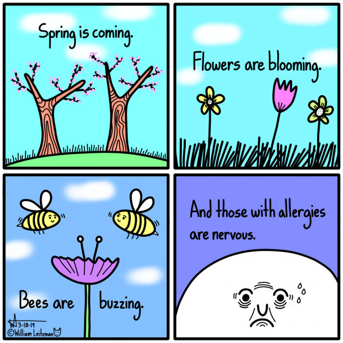 Those With Allergies