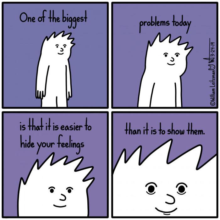 Hide Your Feelings