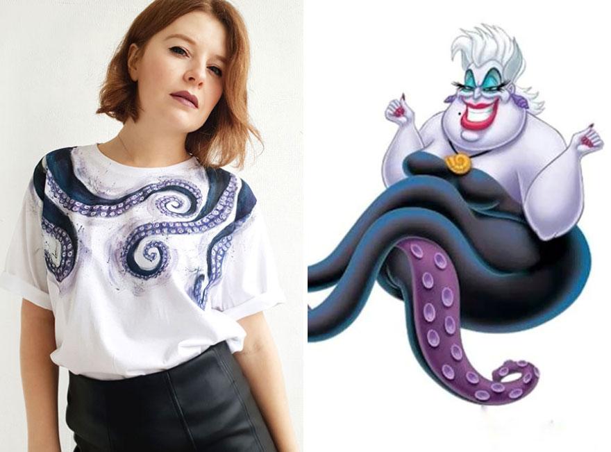 Ursula's T-Shirt