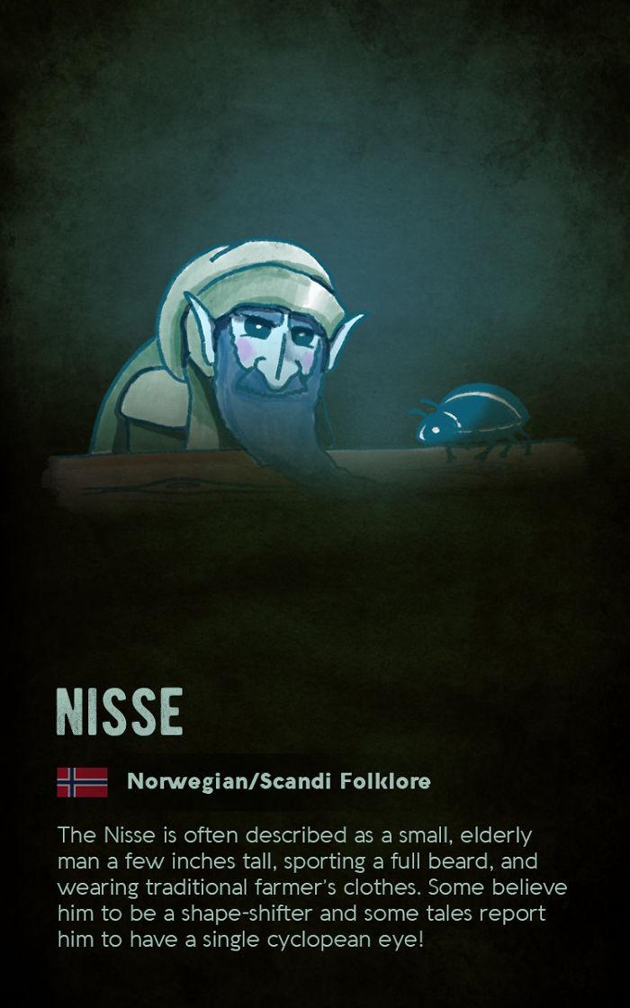 Nisse - Norwegian Folklore