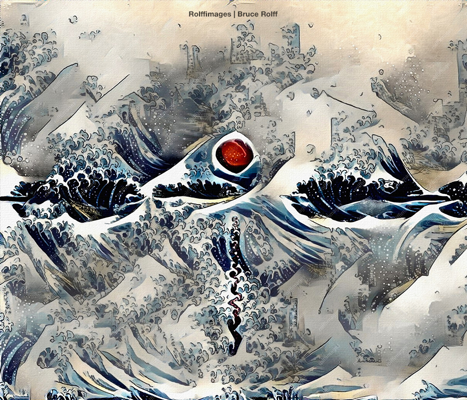 Ocean Of The Red Sun
