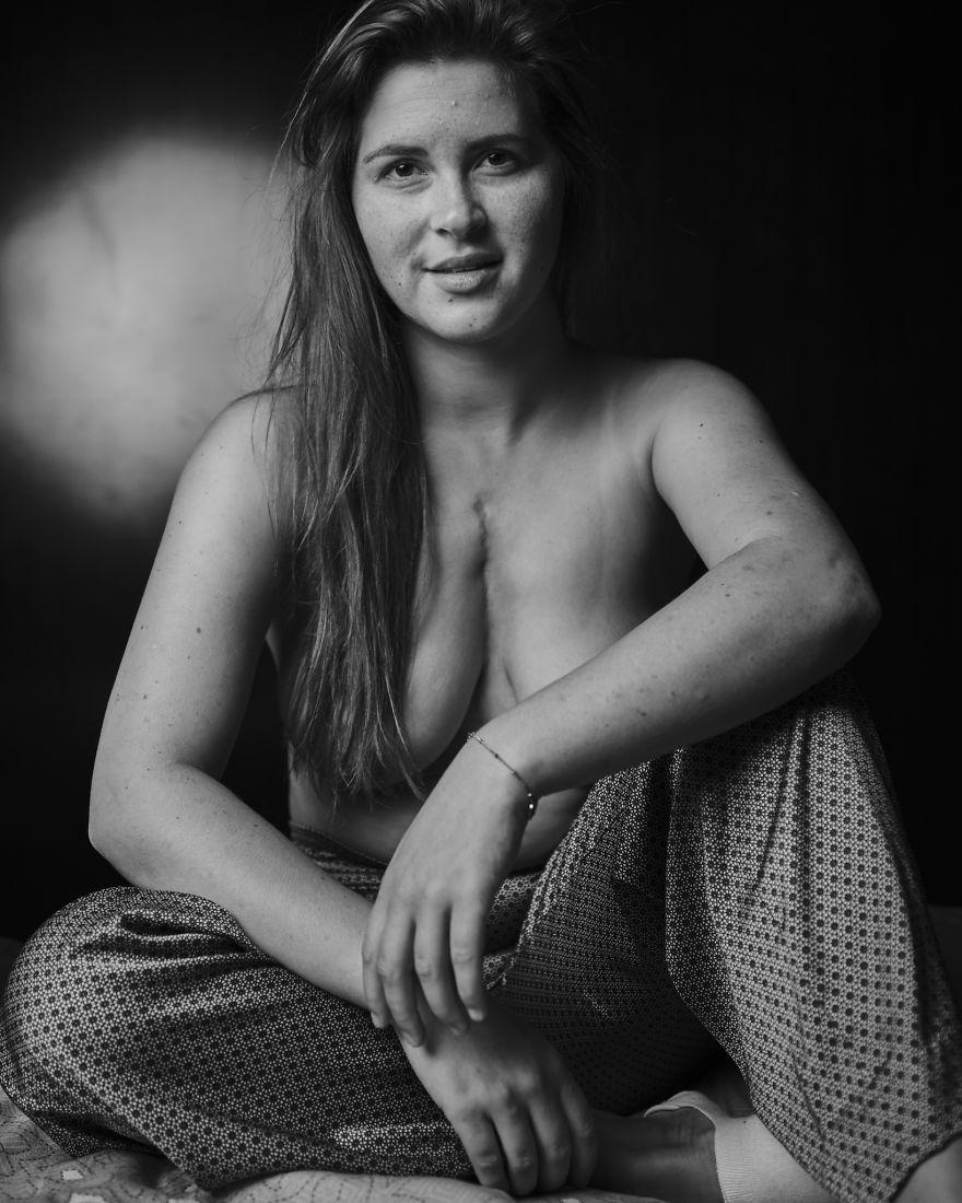 """Joelle Van Schaik: """"I Got My First Open-Heart Surgery When I Was Just Under A Year Old"""""""