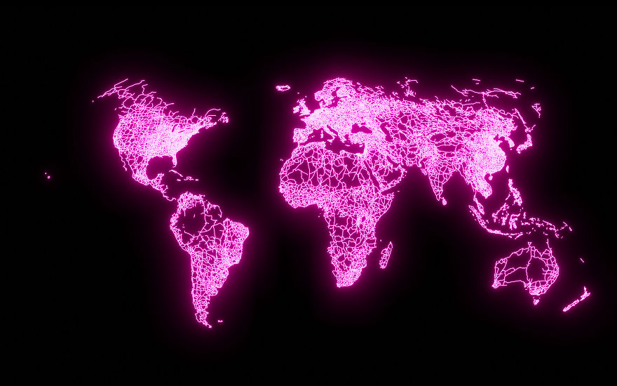 Карты которые показывают