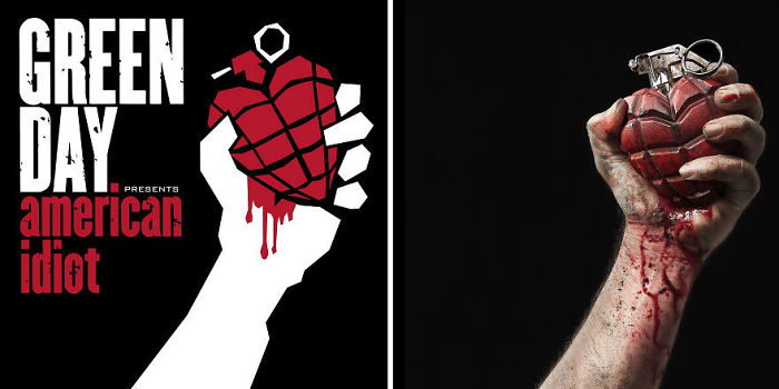 Green Day – American Idiot (2004)