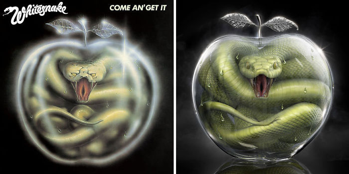 Whitesnake – Come An'get It (1981)