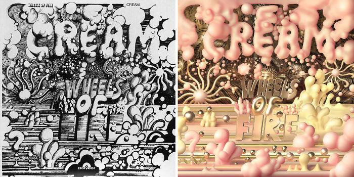 Cream – Wheels Of Fire (1968)