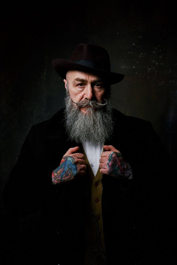Starting A Male Modelling Career At 50! An Interview With A Purpleport Featured Model