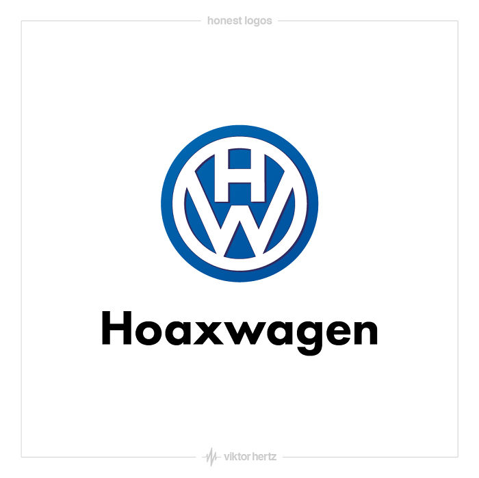 Honest Logos - I Remake Famous Logos And Give Them A More Truthful Meaning
