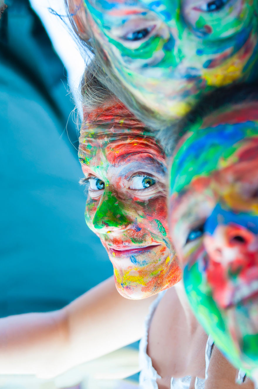 Entre Risas Y Colores 2