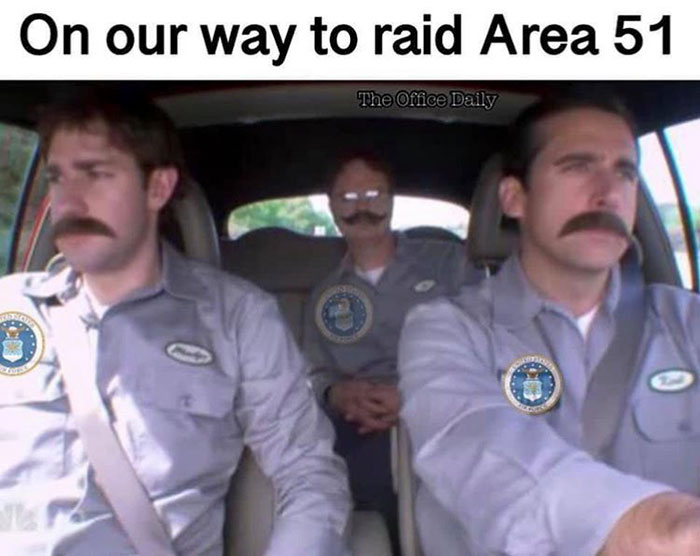 150 Of The Funniest Area 51 Memes - Success Life Lounge