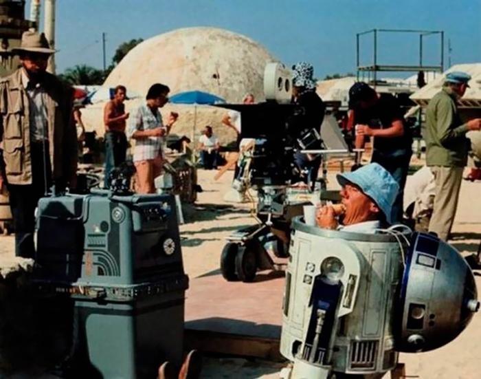Guerra de las Galaxias: Episodio IV - Una nueva esperanza