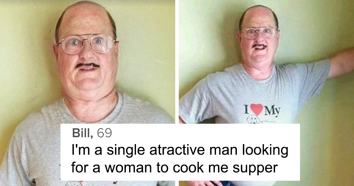 Someone Creates Hilarious Fake Tinder Account As Creepy Old Man And Trolls People