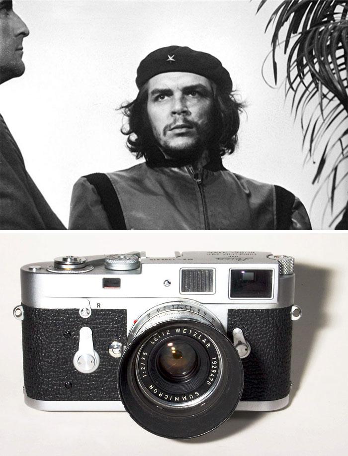 """Guerillero Heroico"" By Alberto Korda, 1969 / Leica M2"