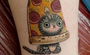40 Personas que se hicieron preciosos tatuajes de gatos
