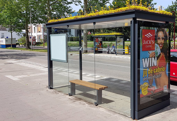The Netherlands Turns 316 Bus Stops Into Bee Stops | Bored Panda