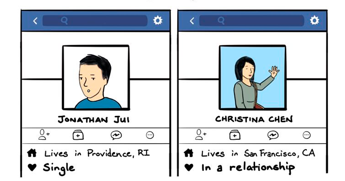 I Illustrated The 15-Year Journey It Took To Marry My Middle School Sweetheart