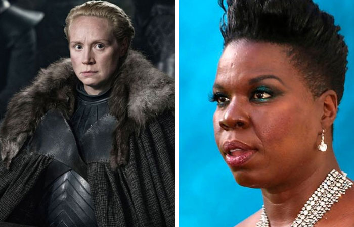 Leslie Jones As Brienne Of Tarth