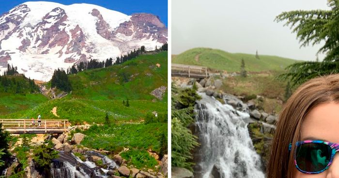 45 Times Tourists Traveled To See Their Favorite Places But Got Disappointed