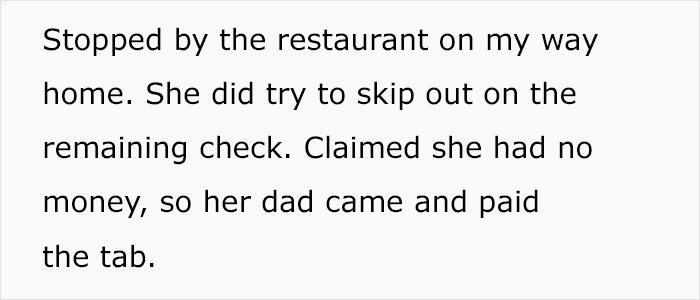 Guy Takes Revenge On Date Who Ordered The Most Expensive Thing On The Menu After She Admits To Have Been Using Him For A Free Meal