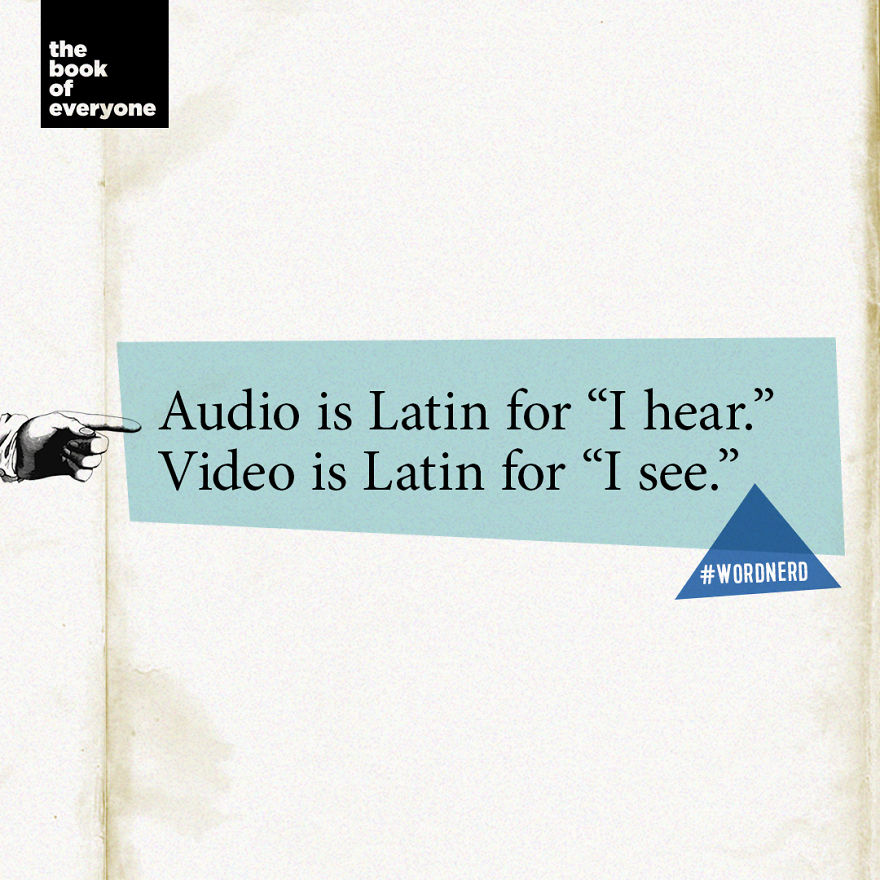 Audio And Video