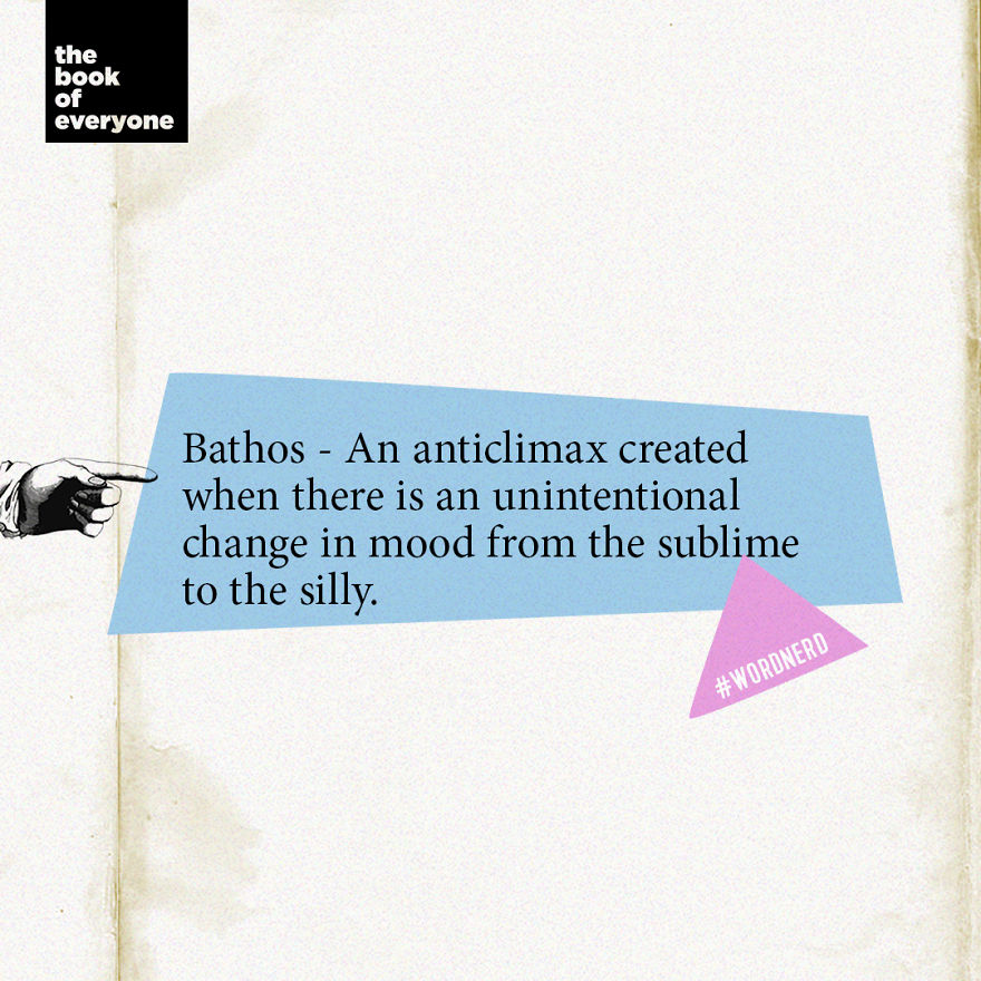 Bathos
