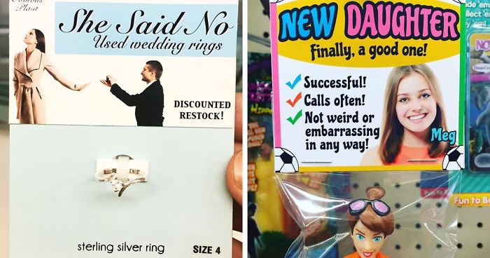 'Obvious Plant' Leaves Hilarious Fake Products In Real Stores (64 New Pics)