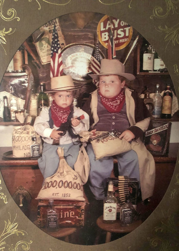 My Brother And I Peaked In '97